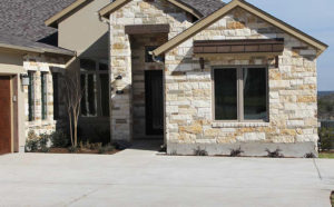 Comanche Valley Sawn Chopped Featured Project