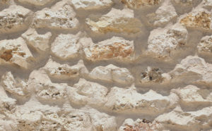 Spanish Missons Rubble Rock
