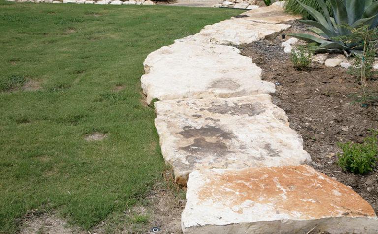 Pancake Limestone Boulders