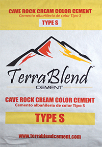 Terra Blend Cave Rock Cream